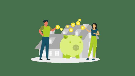 4 consejos para adquirir crédito desde Estados Unidos a fin de comprar una casa en El Salvador