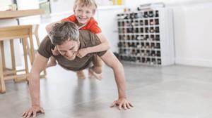 equilibrar tiempo entre teletrabajo hijos casa