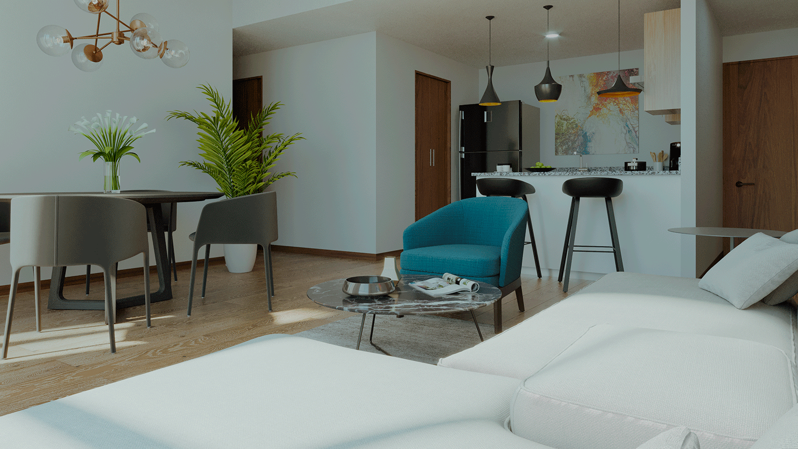 apartamento en San Salvador