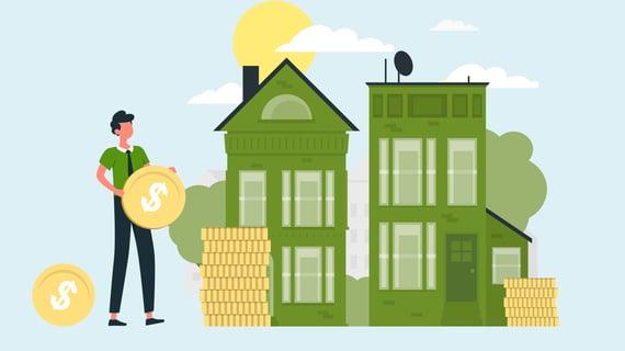 5 beneficios de los préstamos hipotecarios