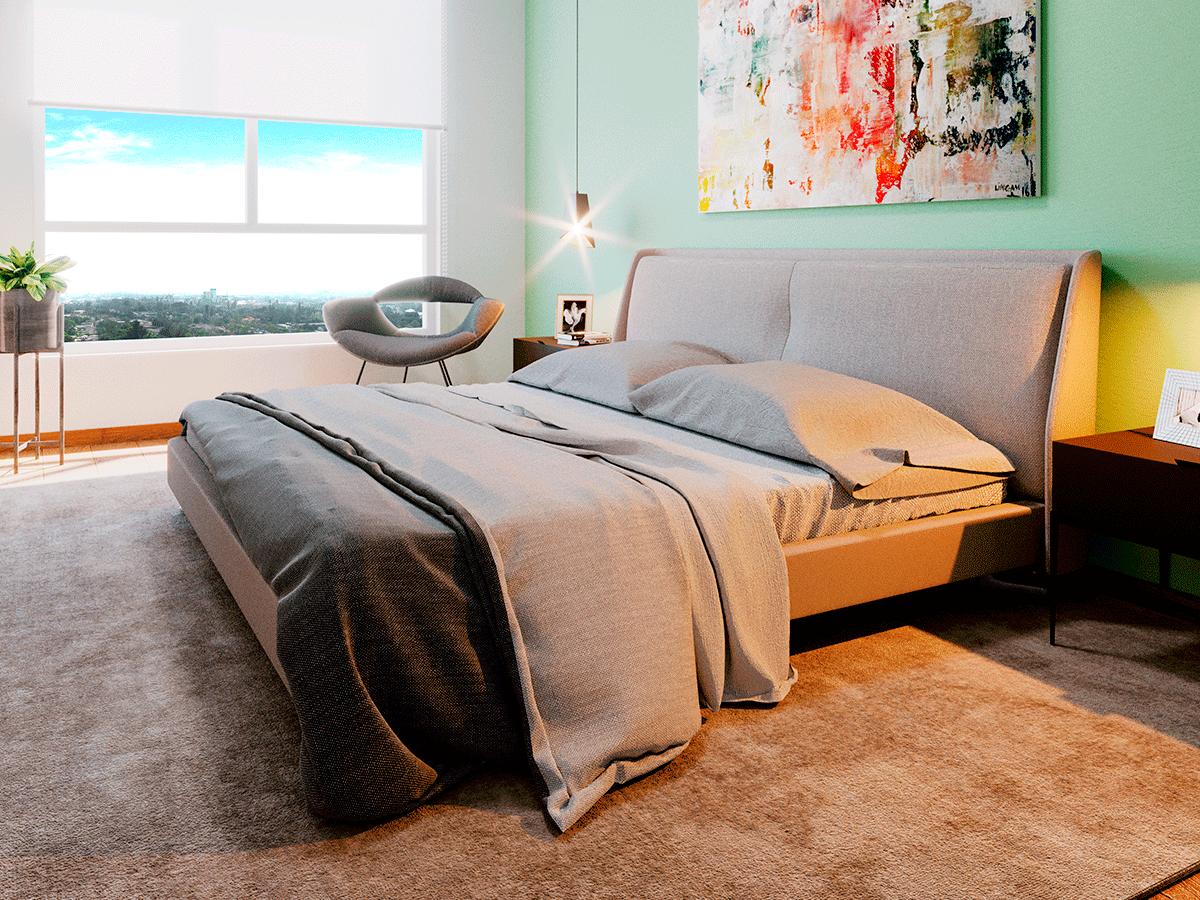 ¿Cuál es el mejor piso para vivir en un apartamento?