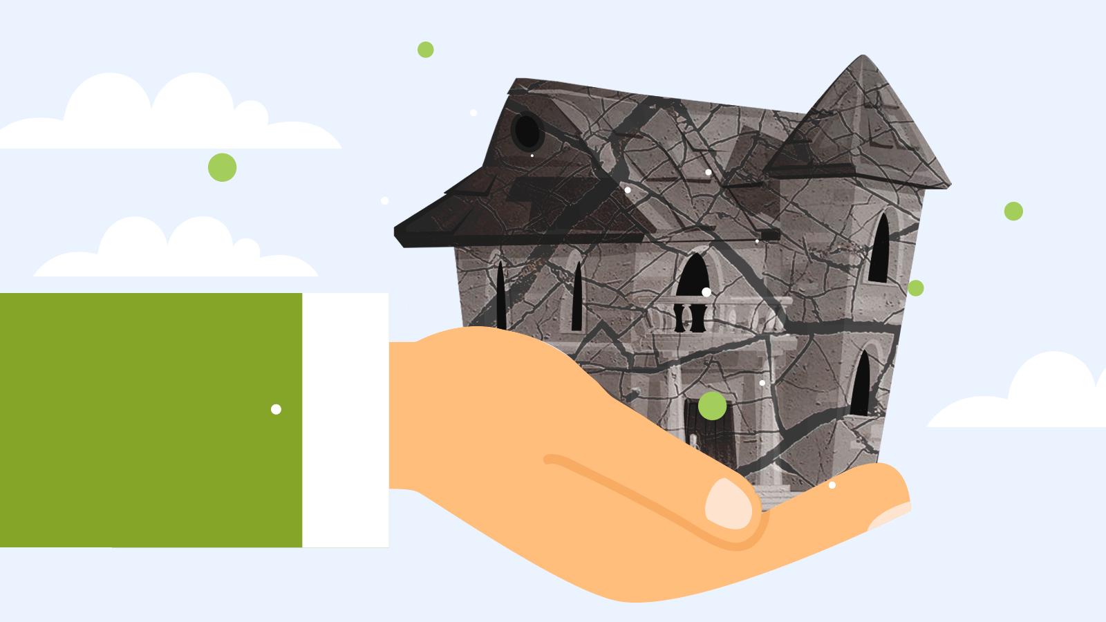 casas reposeidas